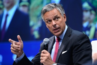 Trump to Nominate Huntsman to Be Ambassador to Russia
