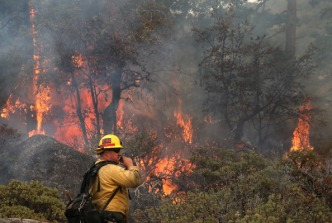 Wildfires Burning Through U.S. Forest Service Budget