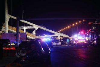 6 Dead in Miami Bridge Collapse as Investigation Begins