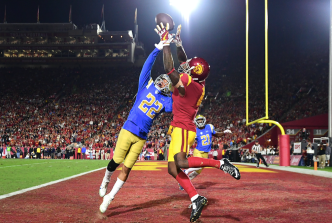 USC Defeats Crosstown Rival UCLA