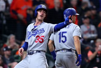 Cody Bellinger Named 2017 Sportsman of the Year