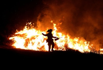 Rocky Fire Blazes Into New Territory as Total Area Charred Grows to 65K Acres