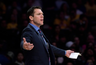 Sacramento Hires Luke Walton Just Days After He Parted Ways With Lakers