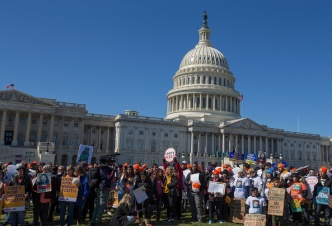 Immigrants Sue US Over End to Temporary Protected Status