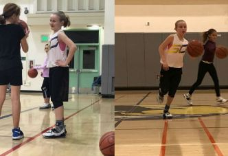 9-Year-Old Riley Morrison Gets Her Curry 5s in Girl's Size