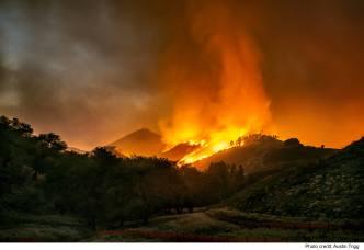 California Wildfires: Updates, Galleries