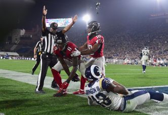 Falcons Prove Experience Matters in 26-13 Victory Over Rams