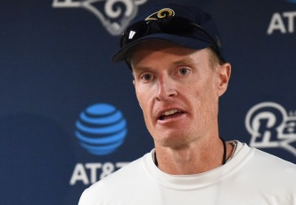 Who is Rams New Coach John Fassel?