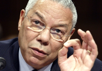Powell to Prof Gates: You Don't Argue with a Cop