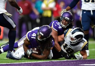 Kupp's Mistakes Cost Rams in Loss to Vikings