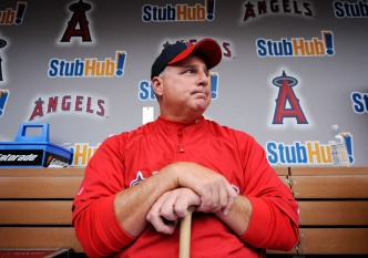 'Poppycock': Angels Manager Denies That He's Stepping Down