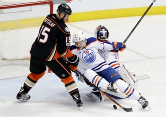 Getzlaf is Driving Ducks Toward Pivotal Game 5 With Oilers