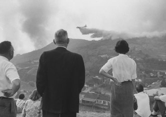 From the Archives: The November 1961 Bel Air Fire Disaster