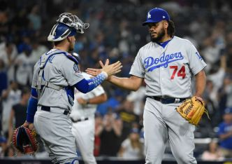 Dodgers Sit Alone Atop NL West After Win Over Padres