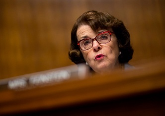 Feinstein Noncommittal on 2018 Senate Run