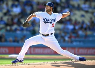 Kershaw's Return Ruined by Controversial Call at the Plate