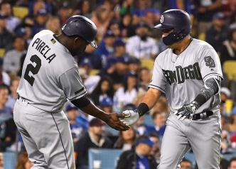 Dodgers Start With a Bang, but End With a Whimper