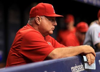 Report: LA Angels Manager Mike Scioscia Expected to Step Down