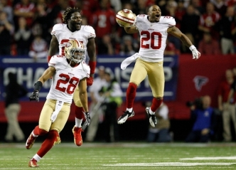 Niners Fight Back, Earn Trip to Super Bowl