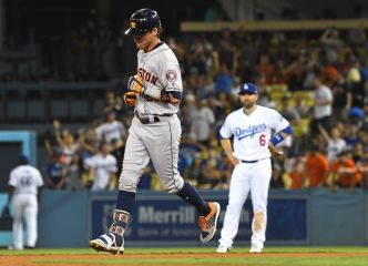 World Series Woes Continue as Astros Rout Dodgers, 14-0