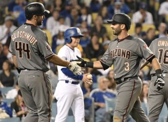 Dodgers Comeback Falls Short on Friday the 13th