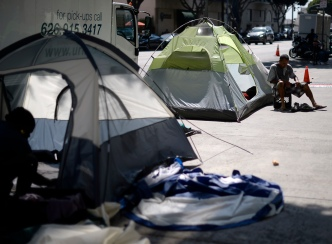 Los Angeles Councilwoman Says Homeless Should Be Protected by Hate Crime Laws