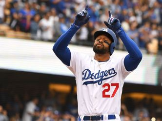 35f1c942c Matt Kemp Wins Dodgers Heart and Hustle Award