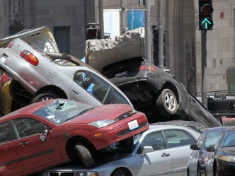 Dec. 15 Is California's Most Dangerous Driving Day of the Year