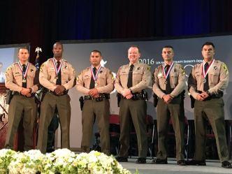 LASD's Valor Awards Dedicated to Fallen Sheriff's Sergeant