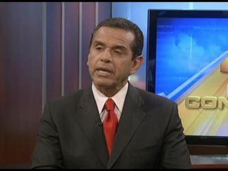NewsConference: LA Mayor Antonio Villaraigosa, Part 2