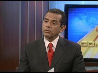 NewsConference: Los Angeles Mayor Antonio Villaraigosa, Part 1