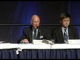 NewsConference: Assembly Speaker John A. Perez (D-Los Angeles), Part 1