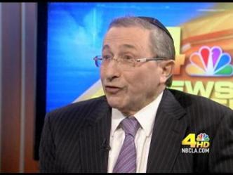 NewsConference: Rabbi Marvin Hier, Dean and Founder, Simon Wiesenthal Center