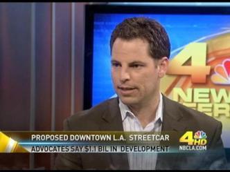 NewsConference: Dennis Allen, Executive Dir., L.A. Streetcar Inc.