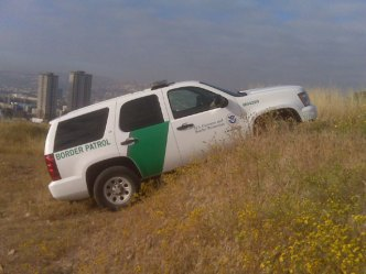 Border Patrol Agent Caught Sleeping at Border