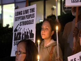 "SoCal Activists React to ""New Day in Egypt"""