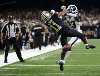 Lawsuit Filed Over Rams-Saints Outcome Demands a Do-Over