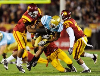 UCLA, USC to Renew Football Rivalry at Rose Bowl