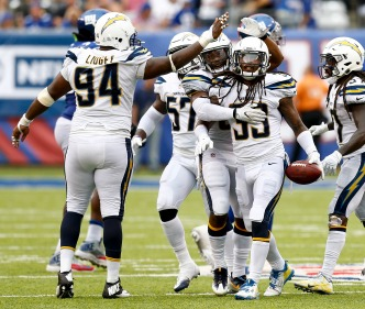 Chargers Find Their First Win on the Road