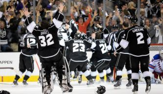 Kings Win Stanley Cup in 3-2 Victory