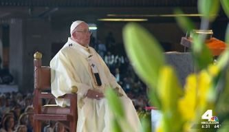 Pope Francis Visits Mexico Imploring Young People to Take Control of Future
