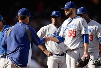 Bumgarner Handles Dodgers A 4-2 Loss