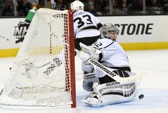Opening Minutes Could Set Tone for Sharks,  Kings