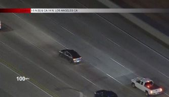 Man Arrested After High Speed Chase in Santa Clarita