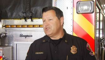 Firefighters Band Together to Raise Cancer Awareness