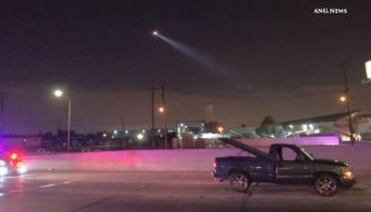Pursuit Ends in Construction Site Armed Standoff