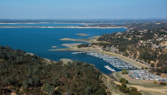 How Are Water Levels at California's Major Reservoirs?