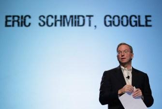 "Google's Schmidt Calls Ellison's Allegations ""Simply Untrue"""