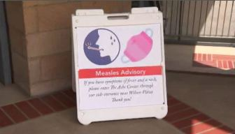 Measles Quarantine Dwindles at Southern California Universities