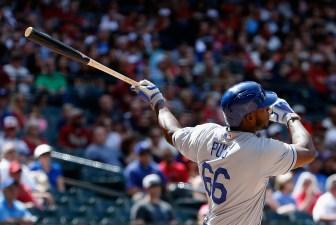 Puig, Pederson Power Dodgers 7-4 Over Diamondbacks
